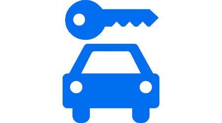 Car rental, vehicle leasing